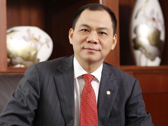 Lý do tài sản ông Phạm Nhật Vượng tăng hơn 65 nghìn tỷ trong năm 2017
