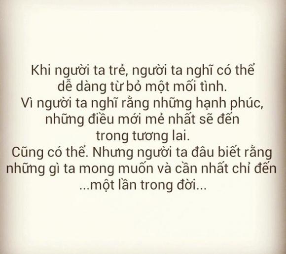 dung nguoi - sai thoi diem, ay chinh la