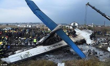 Cuộc hội thoại hé lộ nguyên nhân vụ rơi máy bay khiến 49 người chết ở Nepal