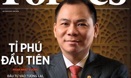 Tỷ phú số 1 Việt Nam giao tài sản tỷ USD vào tay nữ tướng mới