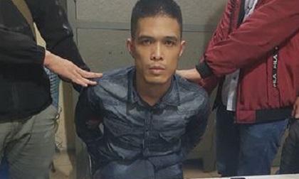 Hà Nội: Bắt tạm giam đối tượng mua bán ma tuý mang theo súng đã lên nòng