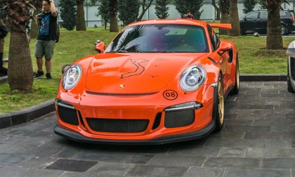 Kết thúc Car & Passion 2018 Cường Đô la rao bán Porsche 911 GT3 RS?