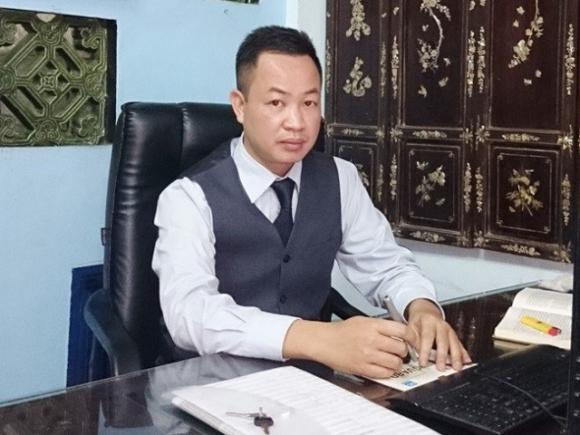 Luật sư Nguyễn Anh Thơm (Trưởng Văn phòng luật sư Nguyễn Anh, Đoàn luật sư TP Hà Nội).