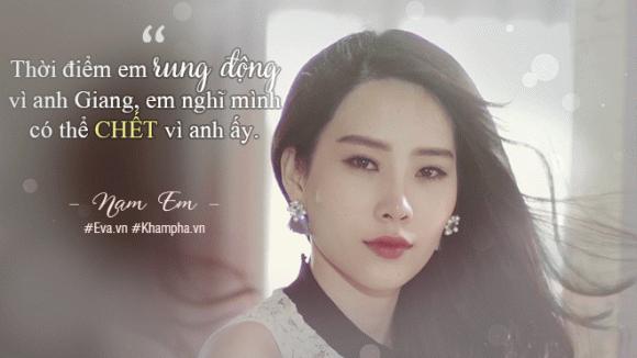 chuyen tinh nam em - truong giang: tinh yeu khong co loi, loi o viec gay ton thuong nhau? - 3