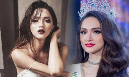 Có một phiên bản Hương Giang đầy nổi loạn trước khi đăng quang Hoa hậu