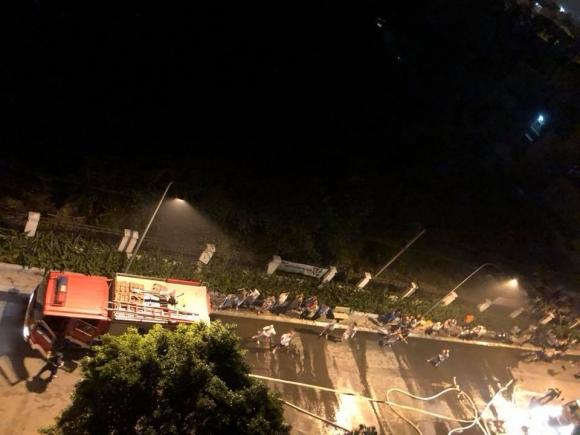 TP.HCM: Cháy chung cư cao cấp, 13 người chết - 2