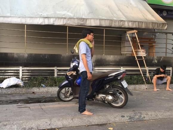 Ảnh: Hiện trường vụ cháy chung cư khiến 13 người chết ở TP.HCM - 8