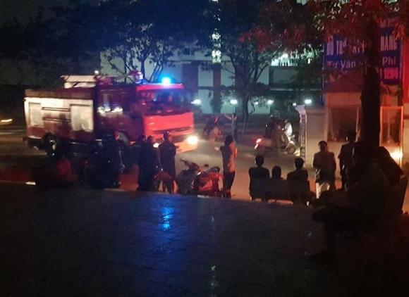 Ảnh: Hiện trường vụ cháy chung cư khiến 13 người chết ở TP.HCM - 5