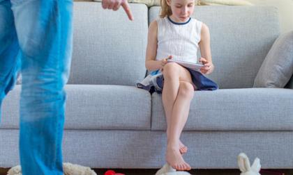 Tầm quan trọng của việc thiết lập kỷ luật đối với trẻ em