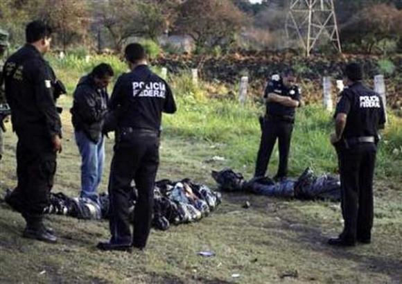 Mafia Mexico và màn phi tang hàng nghìn xác nạn nhân bằng axit - 6