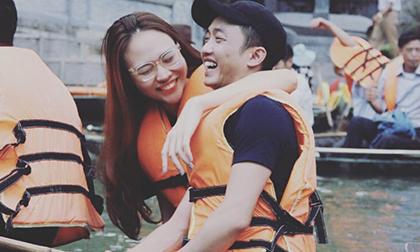 Loạt ảnh chứng minh Cường Đô la thực sự hạnh phúc bên Đàm Thu Trang