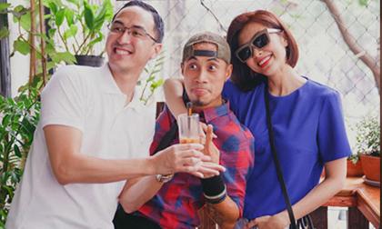 3 câu chuyện đặc biệt của sao Việt với tình cũ
