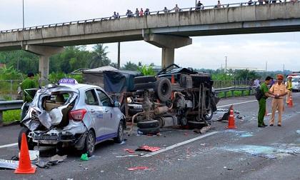 Hơn 1.300 vụ tai nạn giao thông, 643 người chết trong 1 tháng