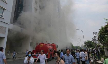 Ai sẽ chịu trách nhiệm sau khi khởi tố hình sự vụ cháy chung cư Carina Plaza làm 13 người chết?