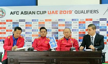 Nhận định bóng đá ĐT Jordan - ĐT Việt Nam: Chờ HLV Park Hang Seo xuất chiêu mới