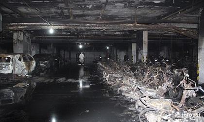Nguy cơ phải đập bỏ chung cư Carina Plaza sau vụ cháy?