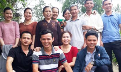 'Liệt sĩ' trở về sau 50 năm lưu lạc nhờ facebook