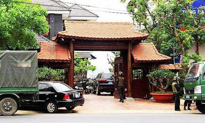 Khám xét biệt thự gỗ của 'đại gia' nghi liên quan vụ nổ súng ở Kon Tum