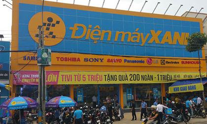 Trộm đột nhập vào siêu thị Điện máy Xanh 'cuỗm' hàng loạt iPhone và Samsung, tổng giá trị gần 700 triệu đồng