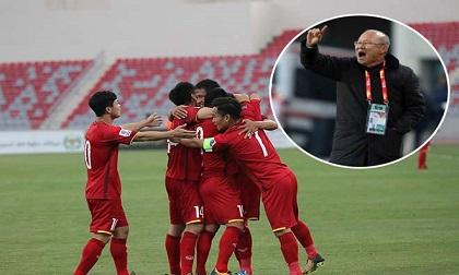 HLV Park Hang Seo nâng tầm bóng đá Việt Nam: Đang bỏ xa Thái Lan?