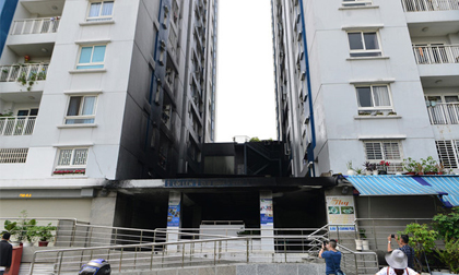 Cháy chung cư Carina Plaza: Yêu cầu chủ đầu tư 'mất tích' ra mặt đối thoại