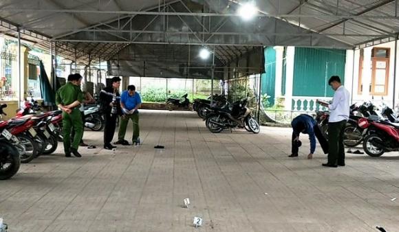 Vụ chồng sát hại vợ tại bệnh viện ở Hà Tĩnh: Xót xa cảnh con nhỏ bơ vơ - Ảnh 1.