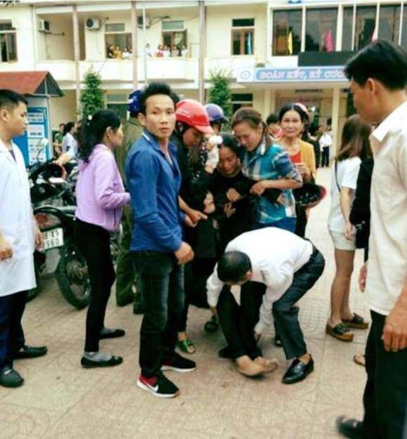 Vụ chồng sát hại vợ tại bệnh viện ở Hà Tĩnh: Xót xa cảnh con nhỏ bơ vơ - Ảnh 2.