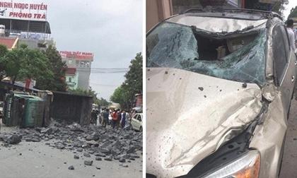 Hai nữ sinh được tài xế bẻ lái cứu mạng có phải liên đới bồi thường?