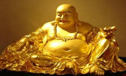 Đặt tượng Phật Di lặc trong nhà cầu may mắn mà đặt sai cách thì chỉ nhận thêm hạn