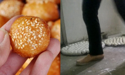 Gốc tích của hàng triệu chiếc bánh rán bẩn mỗi ngày