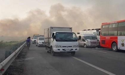 Vụ khói mịt mù trên cao tốc: Camera giám sát cách vị trí tai nạn hơn 3km