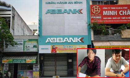Nghi can cướp ngân hàng An Bình: 'Ngân hàng nào vắng thì vô!'