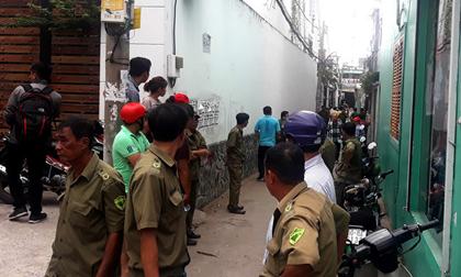 Cô gái bị sát hại trong phòng trọ ở Sài Gòn