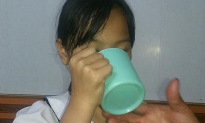 Hải Phòng: Học sinh bị phạt xúc miệng bằng nước giặt giẻ lau bảng