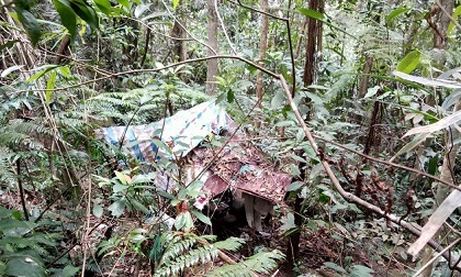 Phát hiện thi thể nam thanh niên giữa rừng tử vong từ 4 tháng trước