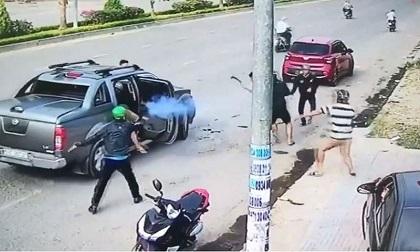 Nổ súng hổn chiến ở Đồng Nai: Ngọc 'thẹo' ra đầu thú