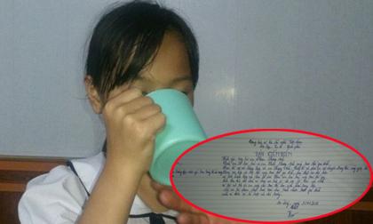Cô giáo bắt học trò uống nước 'vắt ra từ giẻ lau bảng' có thể bị phạt đến 3 năm tù