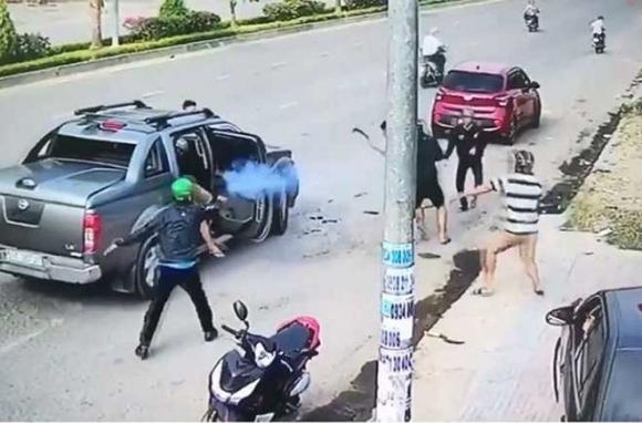 Nổ súng ở Nhơn Trạch: Tạm giữ Giám đốc công ty bảo vệ - 2