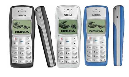Những mẫu điện thoại Nokia vô địch về doanh số bán ra