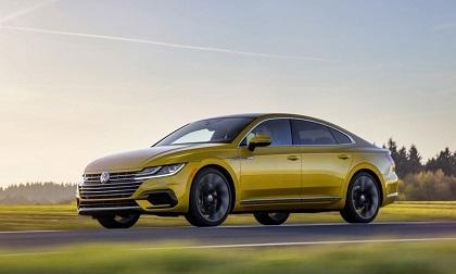 Volkswagen Arteon 2019: Chiếc sedan thể thao sang trọng nhất sắp lên kệ