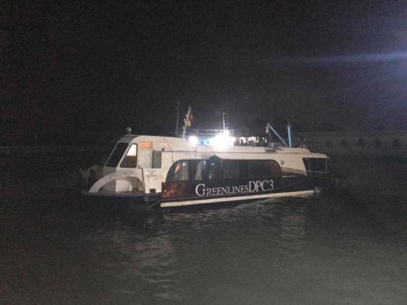 Hé lộ nguyên nhân tàu cao tốc chở 42 hành khách bị chìm ở TP.HCM - 3