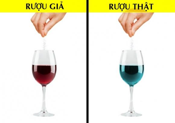 Cách phân biệt rượu vang thật và giả cực chính xác - 4