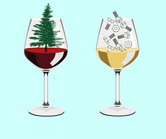 Cách phân biệt rượu vang thật và giả cực chính xác - 1