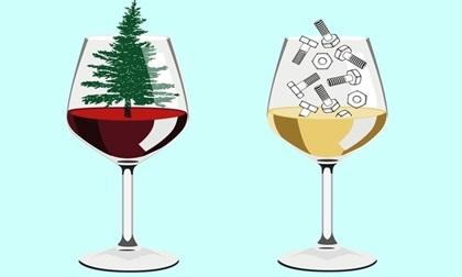 Cách phân biệt rượu vang thật và giả cực chính xác