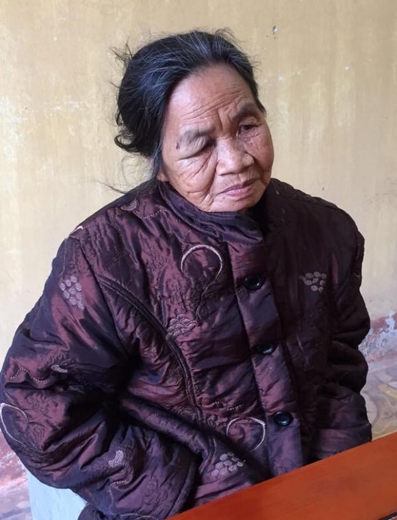 Bà lão khai lý do lạnh lùng cắt tay, chân hàng xóm đến tử vong - 1