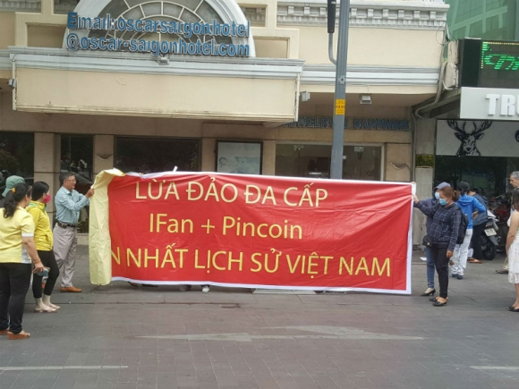 Nóng: Bộ Công an đã điều tra về đường dây lừa đảo tiền ảo Ifan