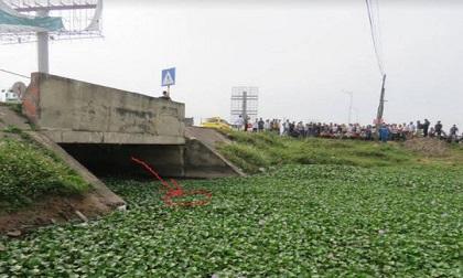Phát hiện thi thể người đàn ông đang phân hủy dưới cống nước