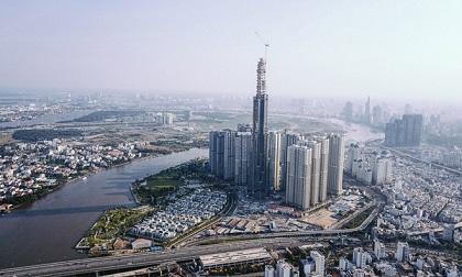 """Ngắm tòa nhà """"9 tầng mây"""" cao top 10 thế giới ở Sài Gòn"""