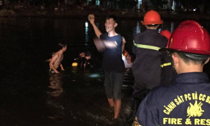 Ảo giác, nam thanh niên lội xuống sông 'tắm cho mát' tử vong