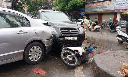 Vụ tai nạn khiến 6 người nhập viện: Một người phụ nữ đã tử vong